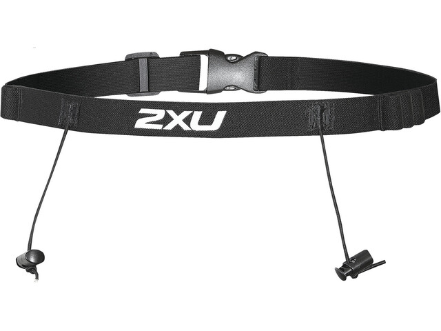2XU Nutrition Race Belt black/black
